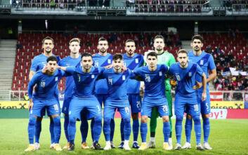 Η τρίτη μάχη της Εθνικής Ομάδας ποδοσφαίρου για το UEFA Nation παίζει αποκλειστικά στο OPEN