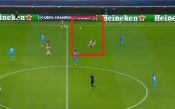 Η UEFA «υποκλίνεται» στον Ραφίνια