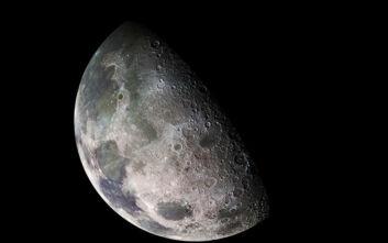 Σημαντική ανακάλυψη στη Σελήνη: Ανιχνεύθηκε «παγιδευμένο» νερό σε έκταση 40.000 τετραγωνικών χιλιομέτρων