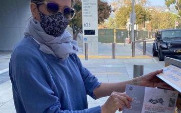 Τζένιφερ Άνιστον: Ψήφισε Τζο Μπάιντεν και Κάμαλα Χάρις κι έστειλε παθιασμένο μήνυμα στον κόσμο