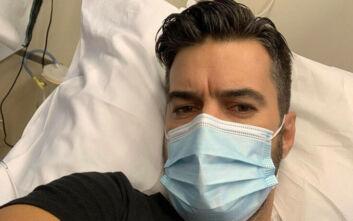 Στο νοσοκομείο ο Γιάννης Τσιμιτσέλης