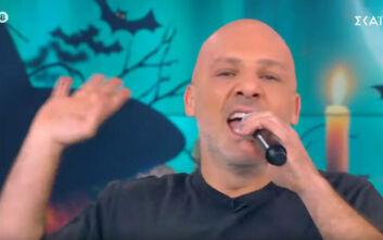 Ο Νίκος Μουτσινάς απάντησε on air σε αισχρό μήνυμα που δέχθηκε
