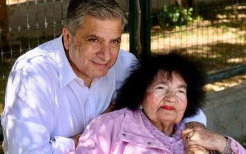 Πένθος για τον Γιώργο Πατούλη: Πέθανε η μητέρα του - «Καλό ταξίδι ηρωίδα μάνα μου»