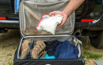 Έχασε τσάντα με κοκαΐνη 40.000 ευρώ και τηλεφώνησε πανικόβλητος στην... αστυνομία