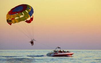 Η ανακοίνωση του Λιμενικού για την τραγωδία με τους δύο ανήλικους νεκρούς σε parasailing