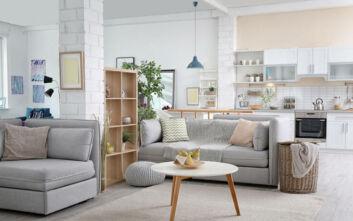 Τέσσερις συμβουλές για να διατηρείτε το σπίτι σας πάντα καθαρό
