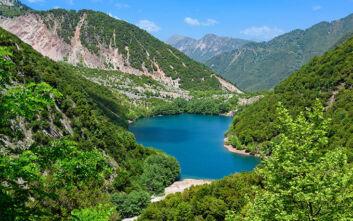 Ο ιδιαίτερος τρόπος που οδήγησε στη δημιουργία της νεότερης λίμνης στην Ελλάδα
