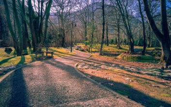 Άλσος Αγίου Νικολάου, ο επίγειος παράδεισος της Νάουσας