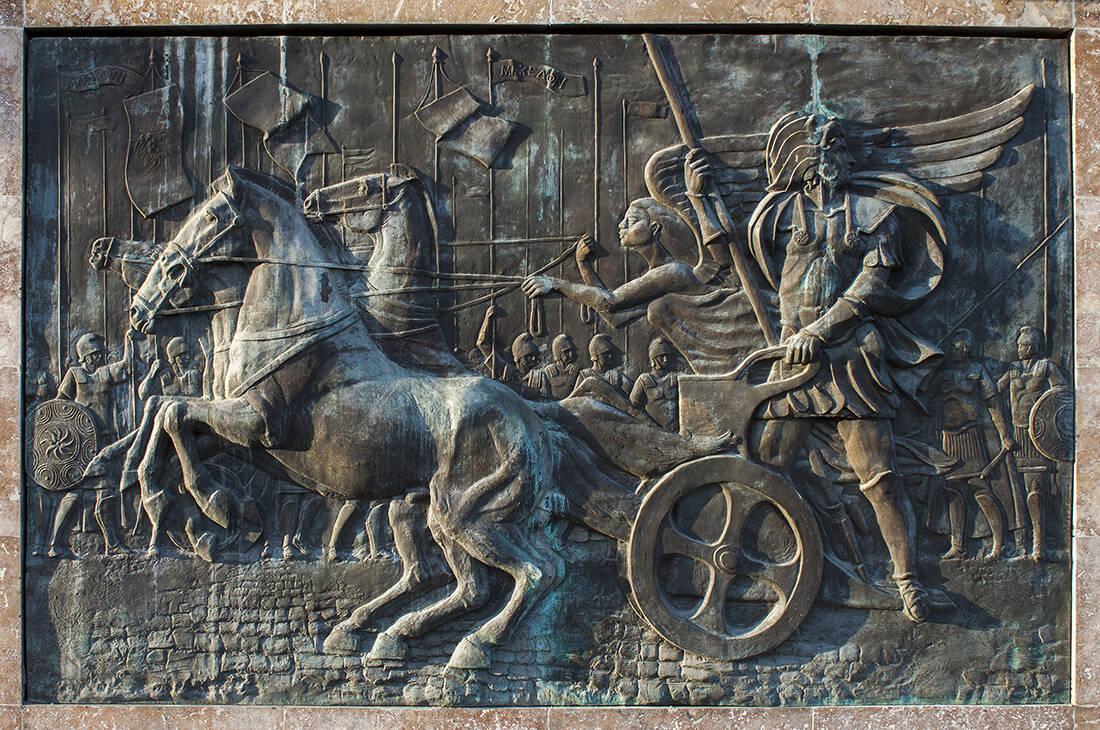Με πόσο στρατό έφτιαξε ο Μέγας Αλέξανδρος τη μεγαλύτερη αυτοκρατορία του αρχαίου κόσμου 5