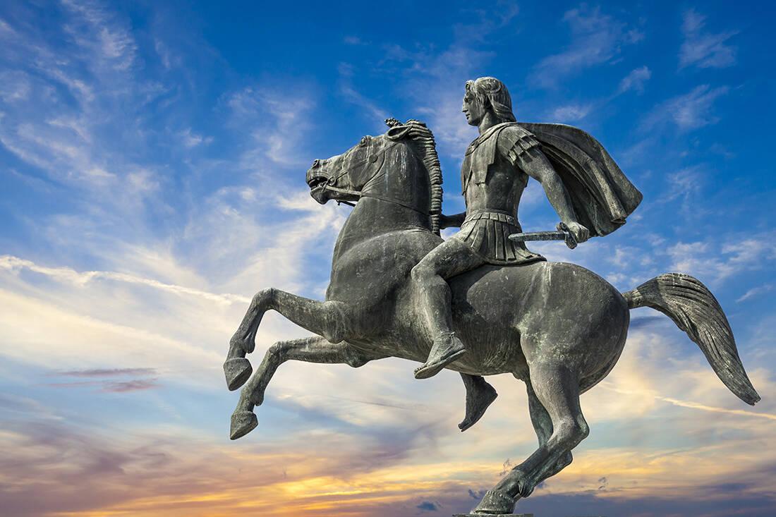 Με πόσο στρατό έφτιαξε ο Μέγας Αλέξανδρος τη μεγαλύτερη αυτοκρατορία του αρχαίου κόσμου 9