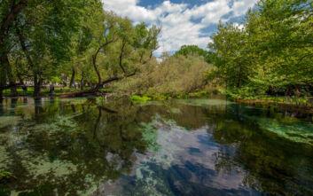 Το σήμα κατατεθέν της Δράμας, ένα από τα ομορφότερα πάρκα της Ευρώπης