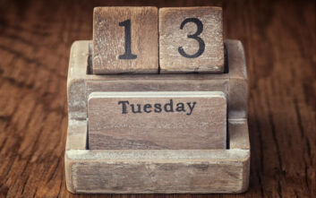 Χαμός στο Twitter με το Τρίτη και 13 και... 2020: «Λογική ημερομηνία για το τέλος του κόσμου»