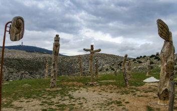 Το ανατριχιαστικό «Πάρκο των Ψυχών», 40 λεπτά από την Αθήνα