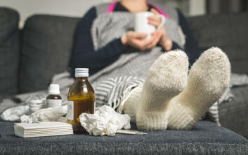 Γρίπη, κρυολόγημα ή κορονοϊός; Τα συμπτώματα και πώς θα τα ξεχωρίσουμε