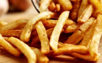 Το μυστικό για να πετύχετε τις τέλειες τηγανητές πατάτες