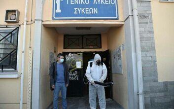 Θεσσαλονίκη: Θετικοί στον κορονοϊό 14 μαθητές στον δήμο Νεάπολης-Συκεών