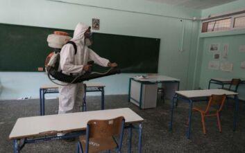 Κορονοϊός στη Θεσσαλονίκη: Τρεις μαθητές ασυμπτωματικοί - Απολυμάνθηκαν τρία σχολεία