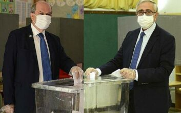 Κύπρος: Τελικά αποτελέσματα των «εκλογών» στα κατεχόμενα