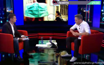 Γρηγόρης Πετράκος: Η αντίδρασή του για τη μη προβολή της εκπομπής του Σρόιτερ που ήταν καλεσμένος