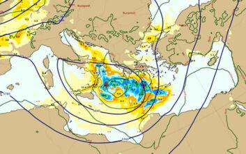 Κακοκαιρία Κίρκη: Οι περιοχές που θα επηρεαστούν - Πότε εξασθενούν τα φαινόμενα