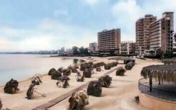 Το προκλητικό βίντεο της Τουρκίας με την παραλία της Αμμοχώστου