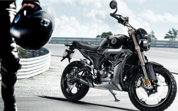 Daytona G155, το σημείο που η τέχνη συναντά τη μοτοσυκλέτα