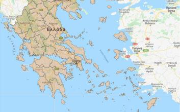 Αυτός είναι ο χάρτης προστασίας για τον κορονοϊό: Τα μέτρα ανά επίπεδο