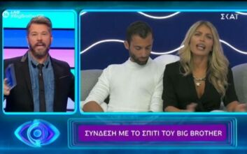 Big Brother: Ο Χάρης Βαρθακούρης ανέβασε τον τόνο της φωνής του και ο Ανδρέας Μικρούτσικος αντέδρασε