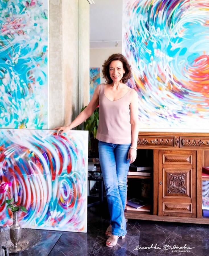 H τέχνη είναι ένας εξαιρετικός μοχλός ενεργοποίησης της φαντασίας και της διαίσθησης – Newsbeast