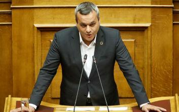 Μαμουλάκης: Η κυβέρνηση έχει έλλειψη πράσινου οράματος