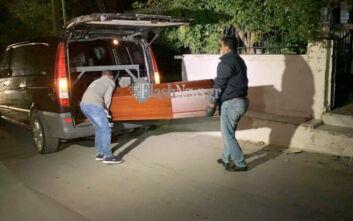 Διπλό φονικό στα Χανιά: Ο δράστης άρπαξε 10.000 ευρώ και εξαφανίστηκε - Η ανακοίνωση της ΕΛΑΣ