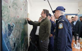 Ο Κυριάκος Μητσοτάκης θα πραγματοποιήσει επίσκεψη στη συνοριογραμμή του Έβρου στέλνοντας ξεκάθαρο μήνυμα στην Τουρκία