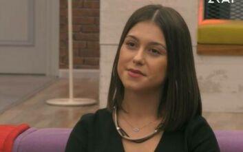 Big Brother: Η Ραΐσα Κόντη αποχώρησε από το σπίτι του Μεγάλου Αδερφού