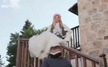 GNTM 3: Η κυρία Μαριγώ «έκλεψε» την παράσταση με την τσαχπινιά της