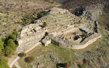 Ολοκληρώνεται το σύστημα πυροπροστασίας στον αρχαιολογικό χώρο των Μυκηνών