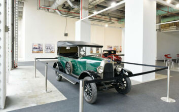 Lingotto: Το ιστορικό εργοστάσιο της Fiat