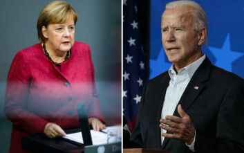 Η Μέρκελ τηλεφώνησε στον Τζο Μπάιντεν: Η αναζωπύρωση των σχέσεων Ευρώπης - ΗΠΑ στο επίκεντρο