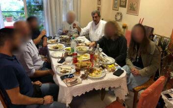 Εξηγήσεις θα κληθεί να δώσει στο κόμμα ο Παύλος Πολάκης για τις φωτογραφίες με το τσιμπούσι εν μέσω καραντίνας