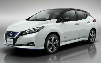 Δέκα χρόνια Nissan Leaf: Η εξέλιξη της ηλεκτροκίνησης μέσα από το πιο δημοφιλές ηλεκτρικό αυτοκίνητο