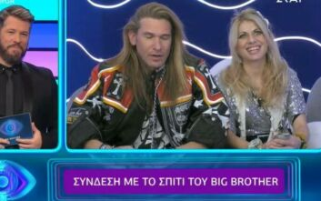 Big Brother: Το «αγκάθι» που πληγώνει την σχέση Δημήτρη Πυργίδη και Άννας Μαρία Ψυχαράκη