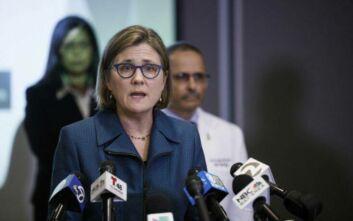 Καθηγητής κατηγορείται ότι απείλησε αξιωματούχο της Καλιφόρνια, αντιδρώντας στην καραντίνα