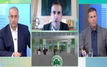 Μπακογιάννης: Σημαντική για τον Παναθηναϊκό και την Αθήνα η «Διπλή Ανάπλαση»