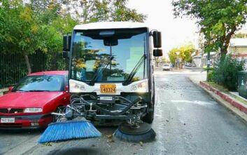 Δήμος Αθηναίων: Κυριακάτικη επιχείρηση καθαρισμού και απολύμανσης στον Βοτανικό