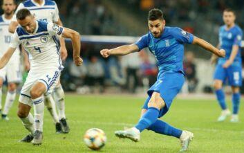 Εθνική Ελλάδας: Πρόβλημα με Μασούρα, προλαβαίνει τα δύο ματς του Nations League
