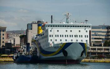 Προσάραξη του Πρέβελης έξω από το λιμάνι της Καρπάθου
