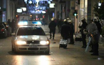 Πολυτεχνείο: Προσαγωγές και στην Πάτρα λόγω επεισοδίων - Παραμένει σε εγρήγορση η Αστυνομία