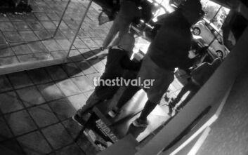 Θεσσαλονίκη: Συμμορία «έσπασε» την καραντίνα για να διαρρήξει ψιλικατζίδικο