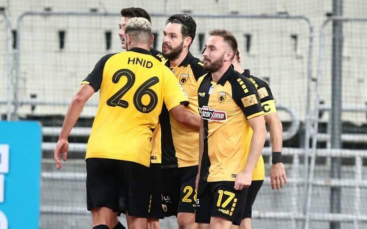 Η ΑΕΚ νίκησε με ανατροπή τον ΟΦΗ, 2-1 στο ΟΑΚΑ