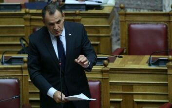 Παναγιωτόπουλος: «Καταδικάζουμε τις παράνομες, προκλητικές και μονομερείς ενέργειες της Τουρκίας στις θαλάσσιες ζώνες Ελλάδας και Κύπρου,