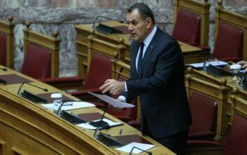 Παναγιωτόπουλος: Τα στρατιωτικά εργοστάσια συνεχίζουν την παρασκευή και διάθεση αντισηπτικών